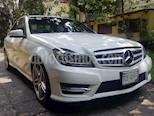 Foto venta Auto usado Mercedes Benz Clase C 250 CGI Sport Aut (2013) color Blanco Calcita   precio $289,000