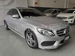 Foto venta Auto usado Mercedes Benz Clase C 250 CGI Sport Aut (2017) color Plata precio $445,000
