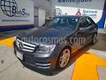 Foto venta Auto usado Mercedes Benz Clase C 250 CGI Sport Aut (2014) color Azul precio $288,998
