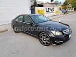 Foto venta Auto usado Mercedes Benz Clase C 250 CGI Sport Aut (2014) color Negro Obsidiana precio $318,000