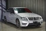 Foto venta Auto usado Mercedes Benz Clase C 250 CGI Sport Aut (2014) color Plata precio $305,000