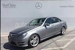 Foto venta Auto usado Mercedes Benz Clase C 250 CGI Sport Aut (2014) color Plata precio $309,900