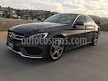 Foto venta Auto usado Mercedes Benz Clase C 250 CGI Sport (2017) color Gris Tenorita precio $549,000