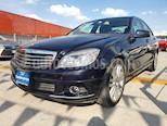 Foto venta Auto usado Mercedes Benz Clase C 300 Elegance LTD (2010) color Azul Tanzanita precio $170,000