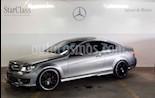 Foto venta Auto usado Mercedes Benz Clase C 350 CGI Coupe Aut (2013) color Gris precio $489,000