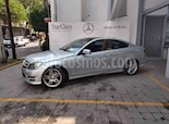 Foto venta Auto usado Mercedes Benz Clase C 350 CGI Coupe (2012) color Plata precio $271,000