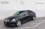 Foto venta Auto usado Mercedes Benz Clase C 350 CGI Sport Aut (2013) color Negro precio $299,900