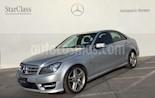 Foto venta Auto usado Mercedes Benz Clase C 350 CGI Sport Aut color Plata precio $309,900