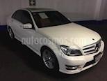 Foto venta Auto usado Mercedes Benz Clase C 4p C 250 Sport L4/1.8 Aut (2012) color Blanco precio $259,900