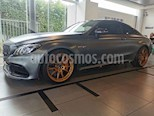 Foto venta Auto usado Mercedes Benz Clase C 63 AMG Coupe (2018) color Gris precio $1,800,000