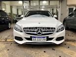 Foto venta Auto usado Mercedes Benz Clase C C250 AMG-Line Aut (2016) color Blanco Polar precio u$s46.000