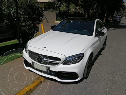 Mercedes Benz Clase C 63 AMG usado (2017) color Blanco precio $48.900.000
