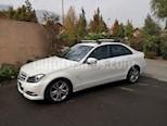 Mercedes Benz Clase C 180 usado (2013) color Blanco precio $8.700.000