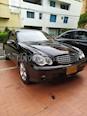 Mercedes Clase C 180 K usado (2007) color Negro precio $40.000.000