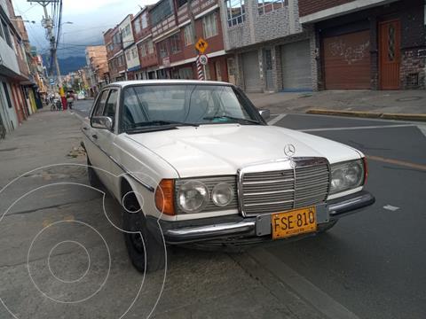 Mercedes Clase C 220 CDI usado (1979) color Blanco precio $7.000.000