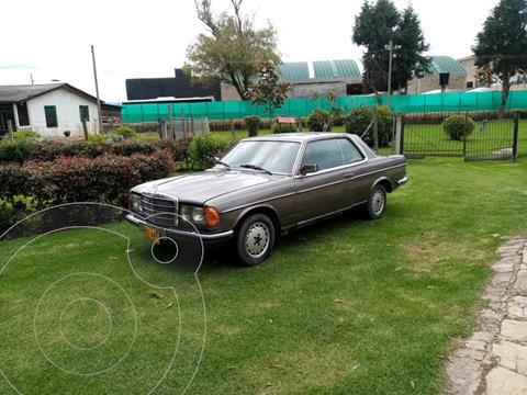 Mercedes Clase C 200 Coupe usado (1980) color Gris precio $15.000.000