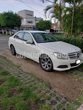 Mercedes Clase C 180 CGI usado (2012) color Blanco precio $185,000