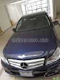 Mercedes Clase C 180 CGI Aut NAV usado (2012) color Azul precio $194,000
