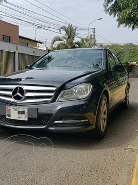 Mercedes Benz Clase C  200 usado (2012) color Verde precio u$s13,900