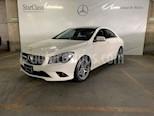 Foto venta Auto usado Mercedes Benz Clase CLA 200 CGI Sport (2016) color Blanco precio $359,000