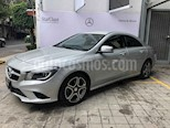 Foto venta Auto usado Mercedes Benz Clase CLA 200 CGI Sport (2016) color Plata precio $360,000