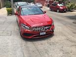 Foto venta Auto usado Mercedes Benz Clase CLA 250 CGI Sport (2017) color Rojo Jupiter precio $445,000