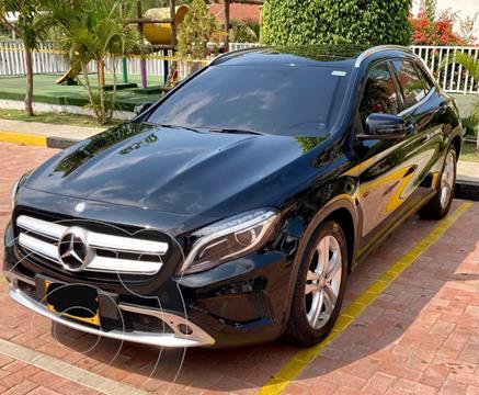 Mercedes Clase CLA 200 usado (2015) color Negro precio $71.000.000