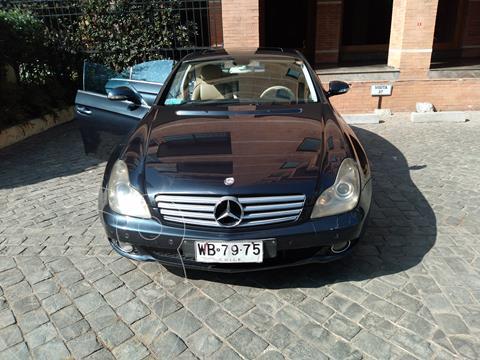 Mercedes Clase CLS 350 usado (2006) color Negro precio $10.500.000