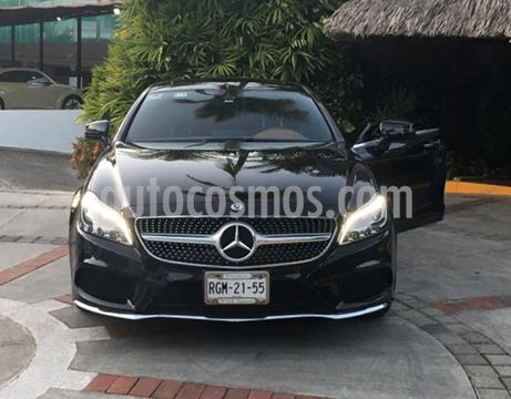 Mercedes Clase CLS 400 CGI usado (2017) color Negro precio $550,000