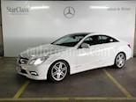 Foto venta Auto usado Mercedes Benz Clase E Coupe 350  color Blanco precio $289,000