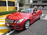 Foto venta Auto usado Mercedes Benz Clase E Coupe 350 (2012) color Rojo precio $299,900