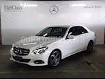 Foto venta Auto usado Mercedes Benz Clase E 200 CGI Avantgarde (2016) color Blanco precio $429,000