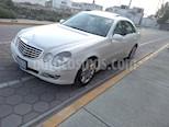 Foto venta Auto usado Mercedes Benz Clase E 280 Avantgarde (2009) color Blanco precio $170,000