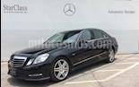 Foto venta Auto usado Mercedes Benz Clase E 350 CGI Avantgarde (2012) color Negro precio $309,900