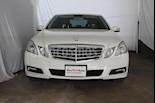 Foto venta Auto usado Mercedes Benz Clase E 350 Elegance (2010) color Blanco precio $270,000