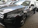 Foto venta Auto usado Mercedes Benz Clase E 400 4MATIC Sport (2017) color Negro precio $859,000