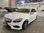 Foto venta Auto usado Mercedes Benz Clase E 400 CGI Sport (2014) color Blanco precio $383,000