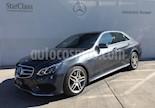 Foto venta Auto usado Mercedes Benz Clase E 400 CGI Sport (2014) color Gris precio $379,900