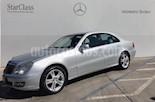 Foto venta Auto usado Mercedes Benz Clase E 500 Avantgarde (2009) color Plata precio $219,900