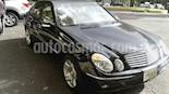 Foto venta Auto usado Mercedes Benz Clase E 500 Avantgarde (2006) color Negro precio $195,000