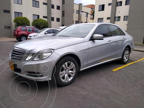 Mercedes Clase E 200 CGI usado (2012) color Plata Iridio precio $63.900.000
