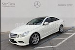 Foto venta Auto usado Mercedes Benz Clase E Coupe 350 CGI color Blanco precio $378,900