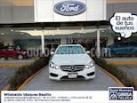 foto Mercedes Clase E 400 CGI Sport usado (2016) color Blanco precio $449,000
