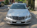 Mercedes Clase E 300 Avantgarde usado (2011) color Gris precio $260,000