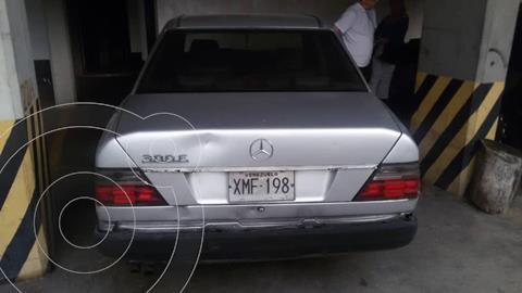 Mercedes Benz Clase E E320 Elegance usado (1992) color Plata precio u$s1.800