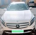 Foto venta Auto usado Mercedes Benz Clase GLA 180 CGI (2016) color Blanco precio $320,000
