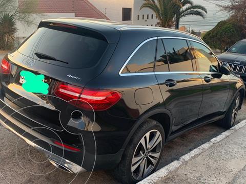 Mercedes Benz Clase GLC 250 usado (2017) color Negro precio $27.000.000