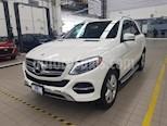 Foto venta Auto usado Mercedes Benz Clase GLE 5p GLE 350 Exclusive V6/3.5 Aut (2016) color Blanco precio $590,000