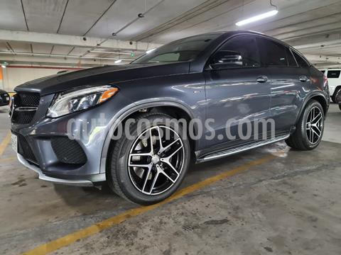 Mercedes Clase GLE Coupe 450 AMG Sport usado (2016) color Gris precio $699,000