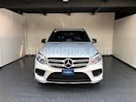 Mercedes Clase GLE SUV 400 Sport usado (2016) color Plata precio $601,000
